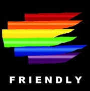 completey gay friendly